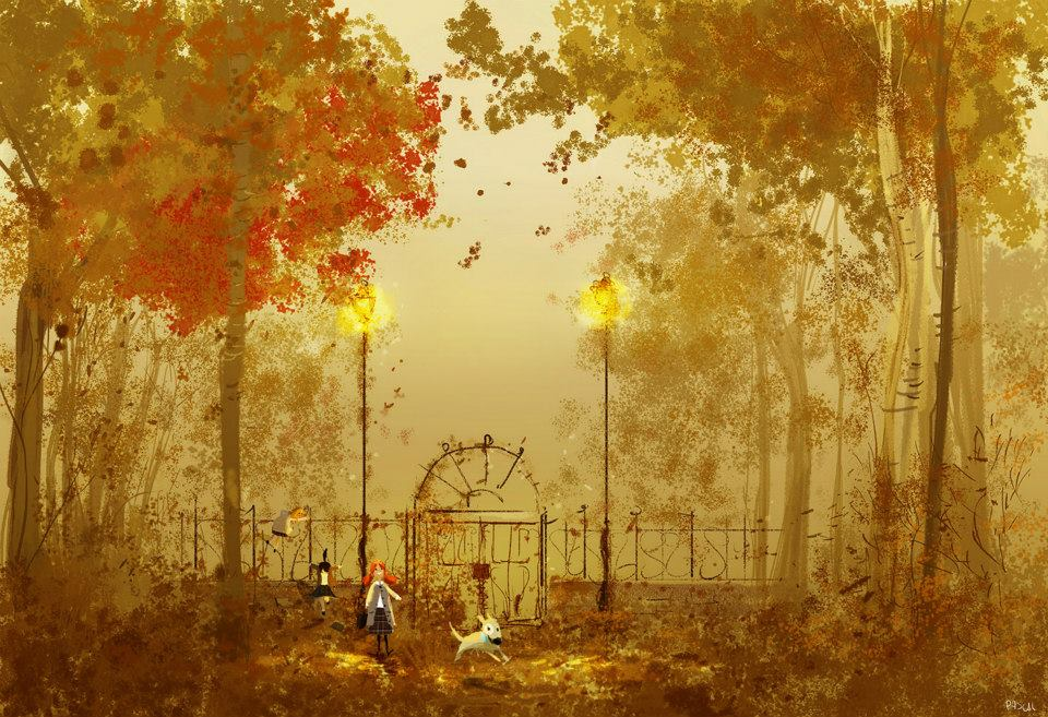 Story Telling Through Illustrations Pascal Campion