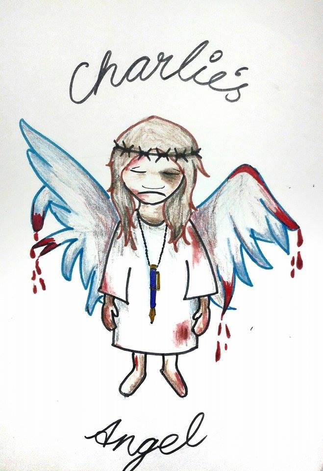 """I am free Charlie For a free, tolerant and creative world."" - Varna Balakrishnan"