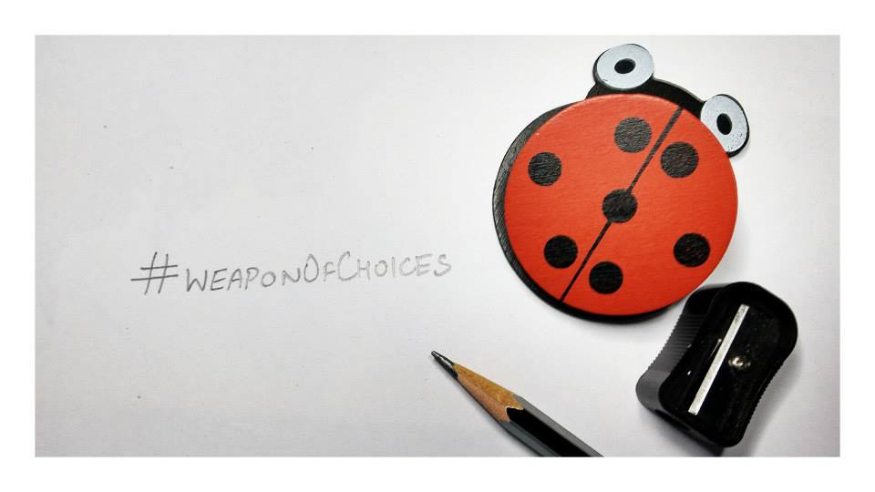 #WeaponsOfChoices Karan Anand's tribute.