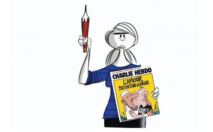 charlie-hebdo-shooting-tribute-illustrators-cartoonists-21