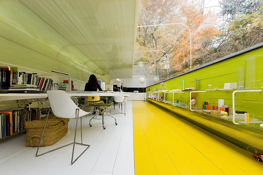 The Art of Nesting: Creative Office Workspaces - The Yellow Sparrow