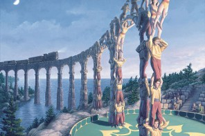 Brushed Illusions: The Paintings of Rob Gonsalves