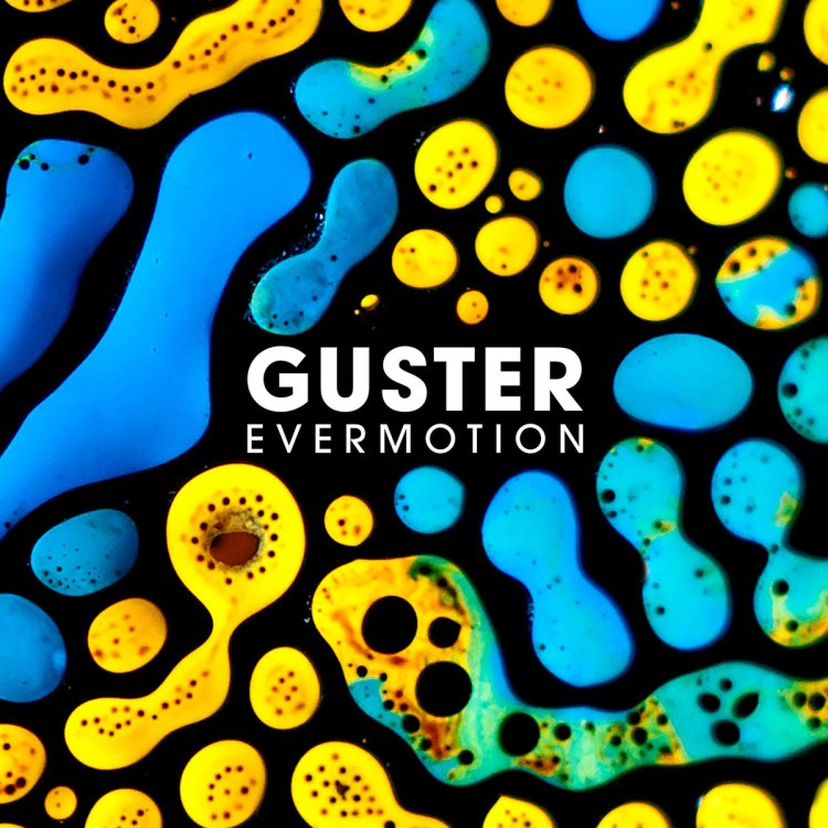 Guster Album Art EverMotion Creative Quirky
