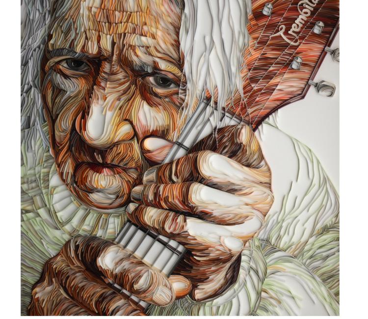 Paper Quilling Artwork By Yulia Brodskaya