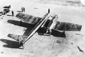 Blohm &  Voss BV141- old planes