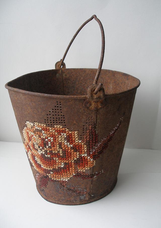 Severija Incirauskaite-Kriauneviciene Cross Stitch Metal Objects