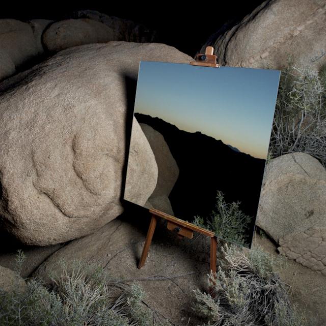 Daniel Kukla Edge Effect Mirror Photo
