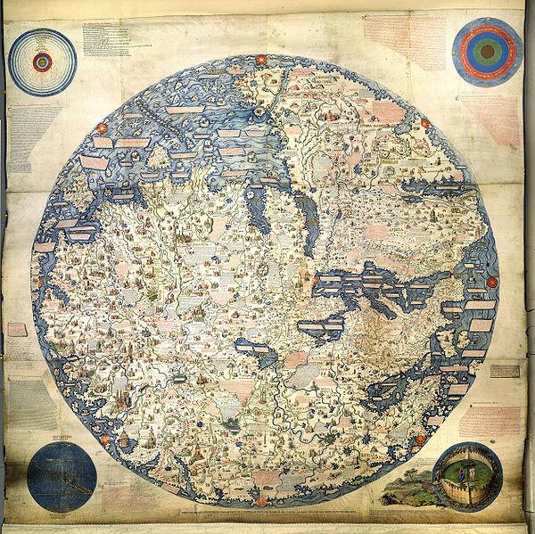 Fra Mauro' Map