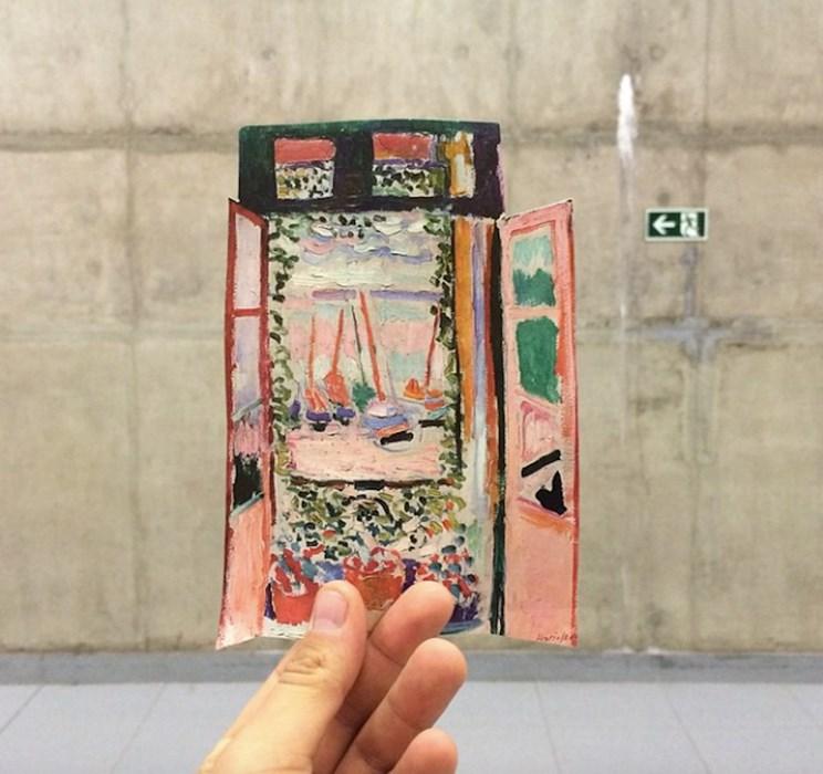 Air Collages - Matisse