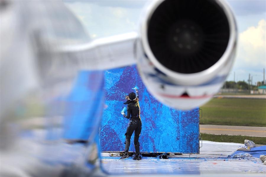 Jet Art #2
