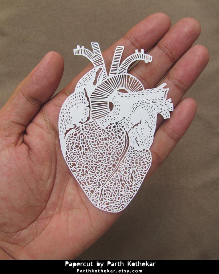 Parth Kothekar - Heart