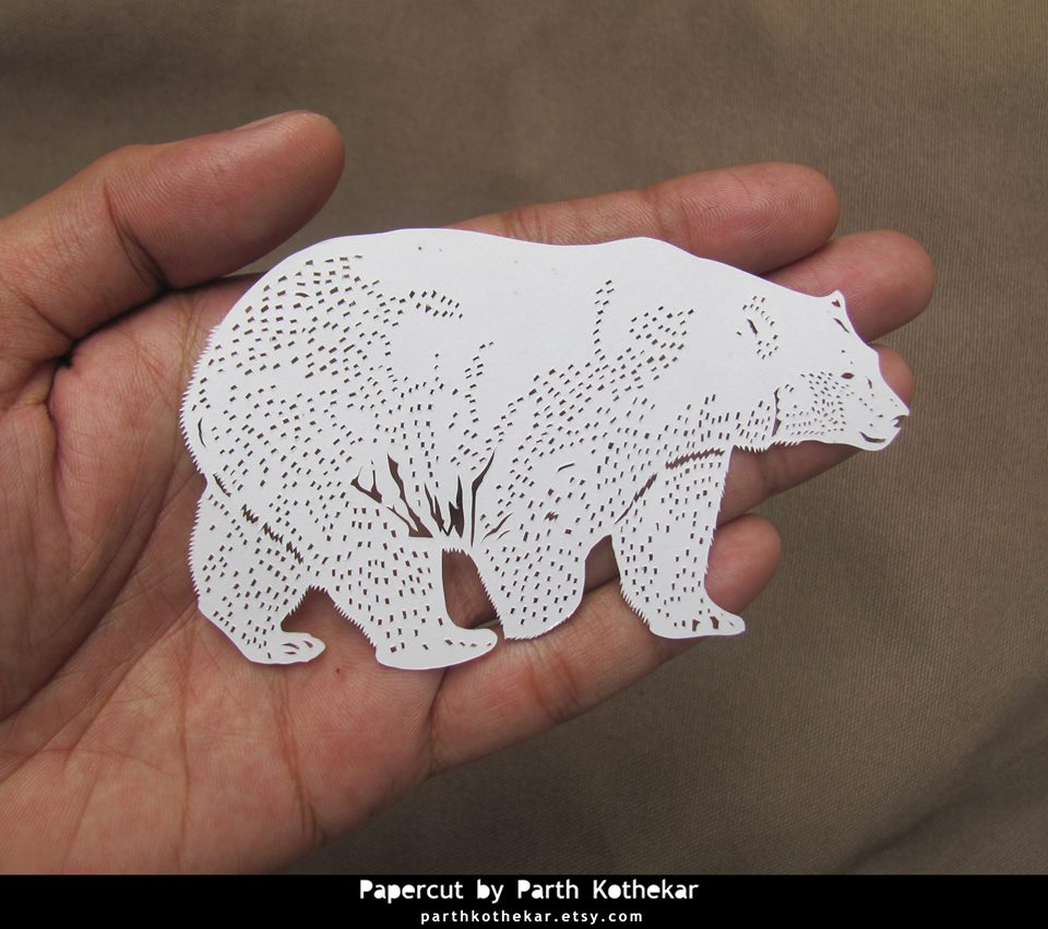 Parth Kothekar - Polar Bear