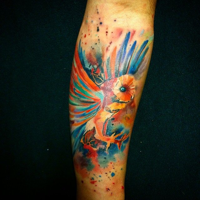 5 tattoo artists who will make you want to get yourself for Minimalist tattoo artist austin
