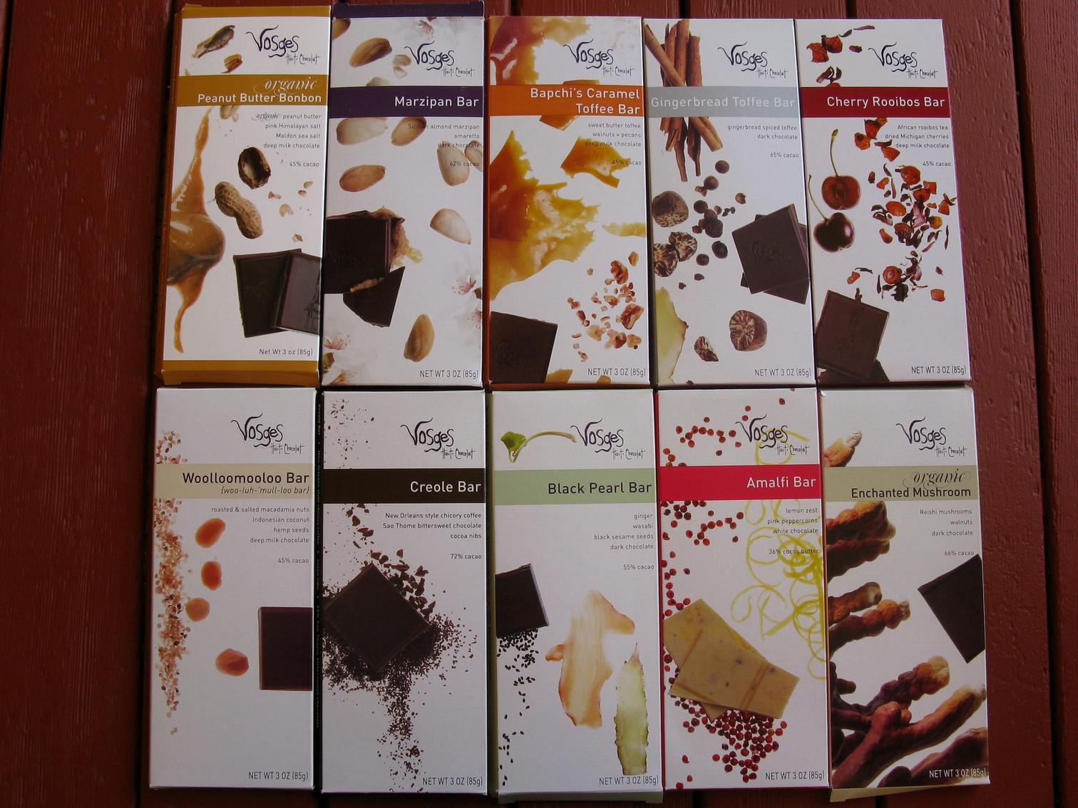 Katrina Markoff : The Chocolate Whisperer | The Yellow Sparrow