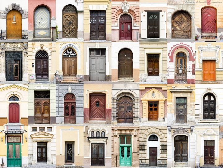 André Vicente Gonçalves Doors of the World