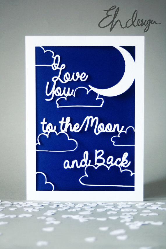 Eh Designs papercut cards