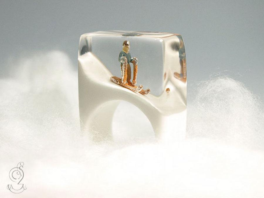 Isabell Kiefhaber rings