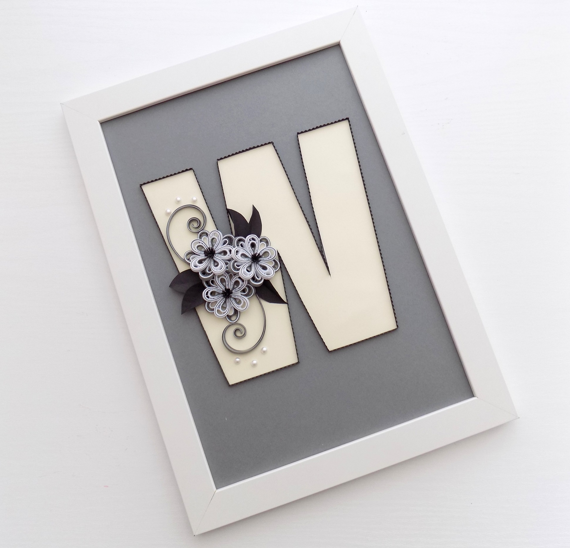 letter w quilling wondercraftshop 12