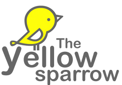 The Yellow Sparrow - your corner for creativity