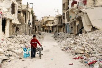 Pokemon Go Syrian Conflict Khaled Akil