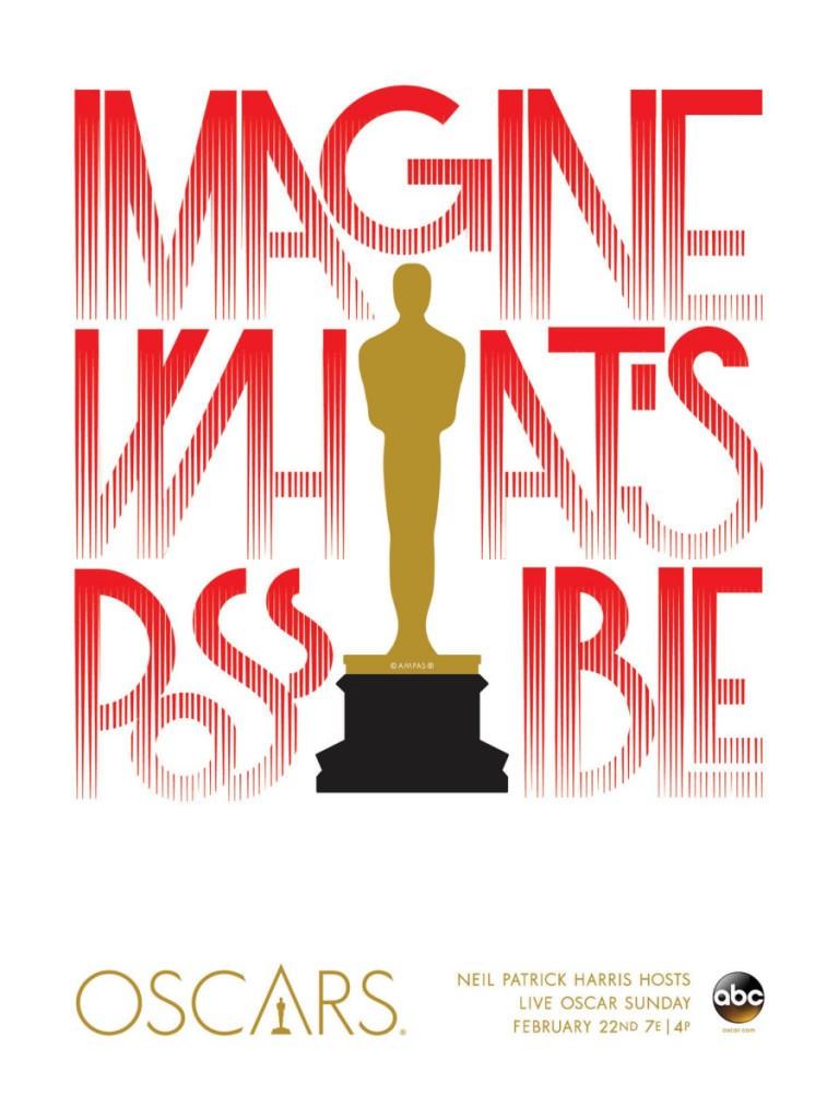 Alex Trochut - Oscars 2015