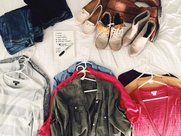 how to start a capsule wardrobe-600x449PinchofYum