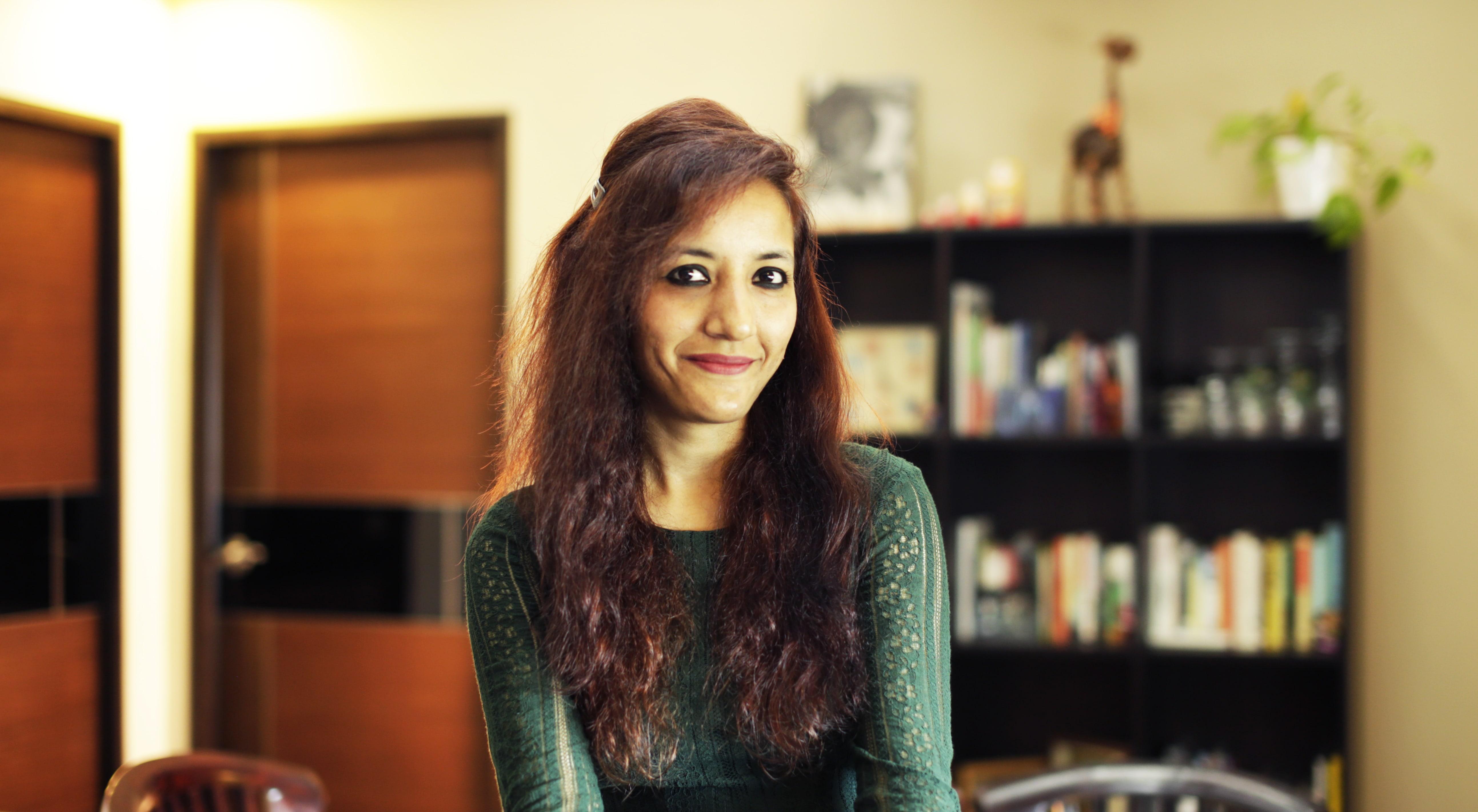 Debasmita Dasgupta