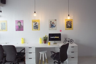 TwentyThree office