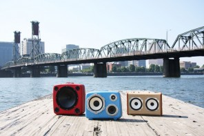Vintage Suitcases Meet Boomboxes In This Curious Case of Bass