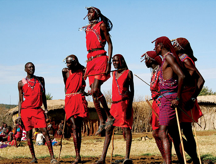 Kenyan People And Culture For The Creative Trave...