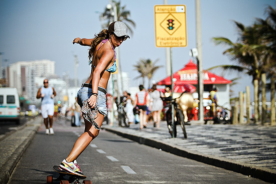 Skating through Rio