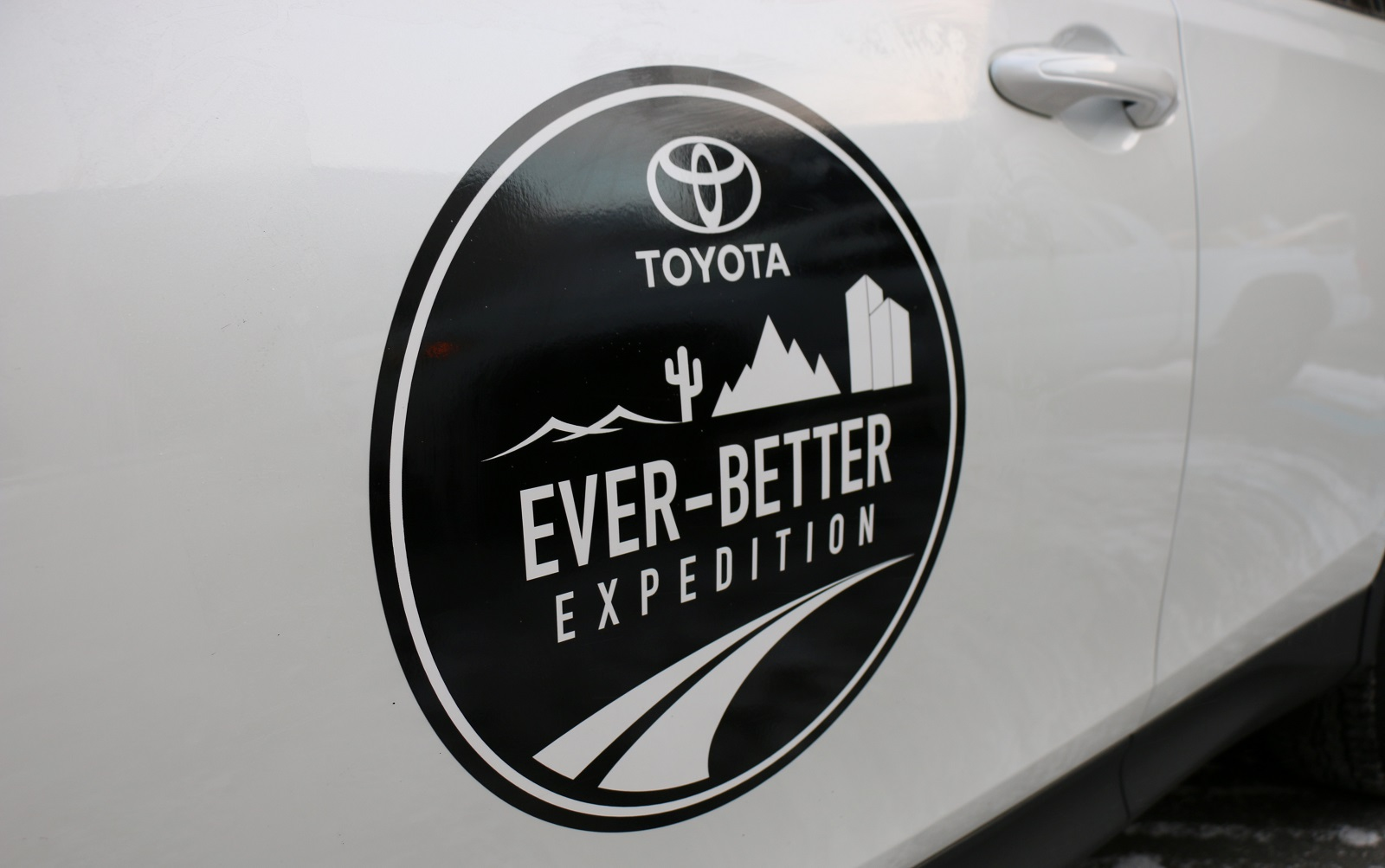Toyota Ever-better Expedition