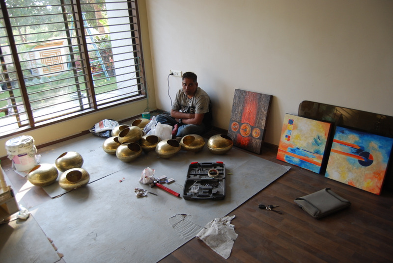 Sanskriti Foundation artist residency list