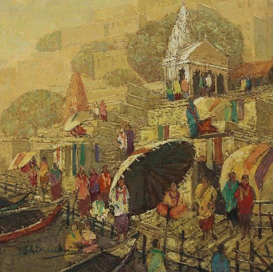 1-banaras-by-yashwant-shirwadkar