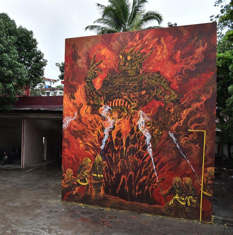 inkbrushnme pune street art