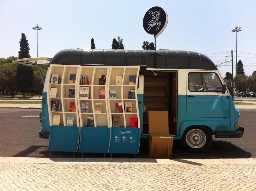 creative mobile libraries