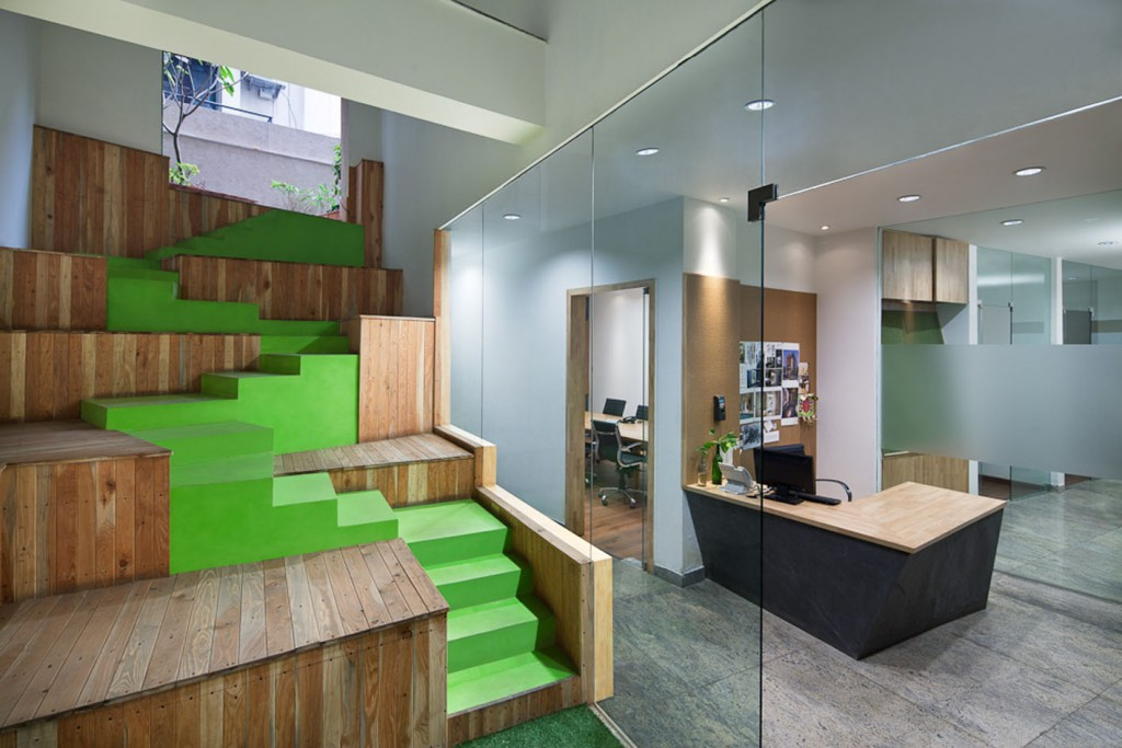 Office of Anagram Architects