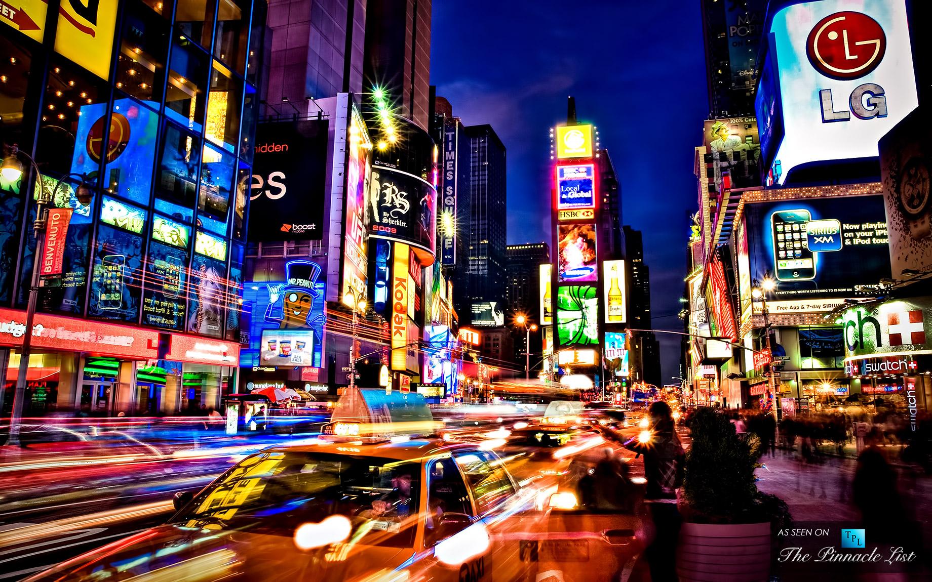 New York, now.