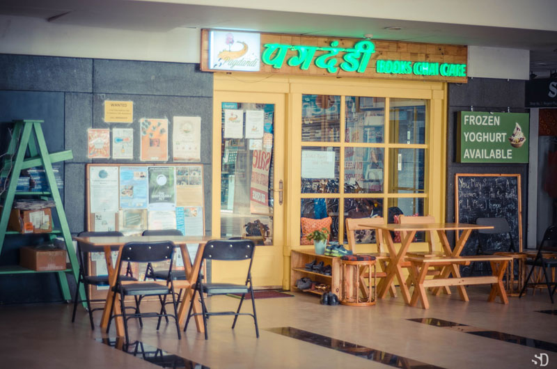 Pagdandi cafe Creative restaurants in pune