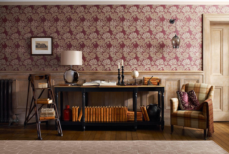 Sherlock inspired decor