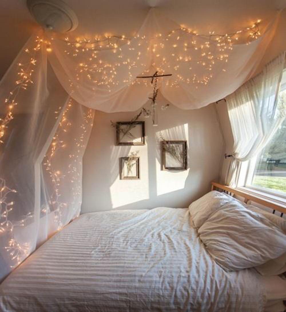 Stranger Things fairy lights