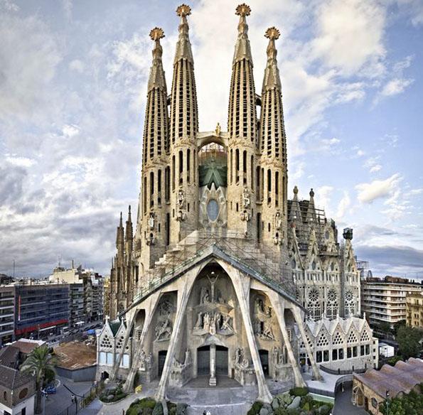 barcelona-sagrada-family