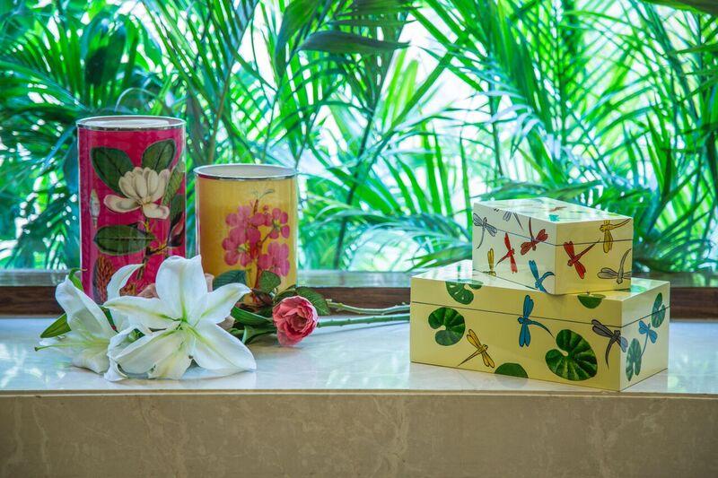 Vietnamese lacquer ware