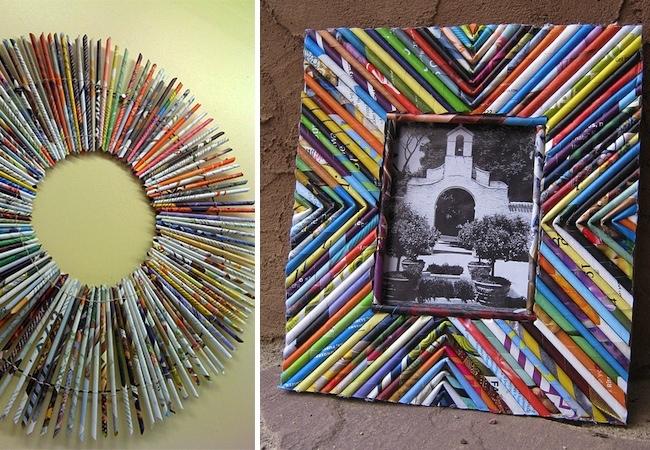 DIY paper reeds
