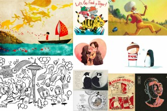 storybook-collage