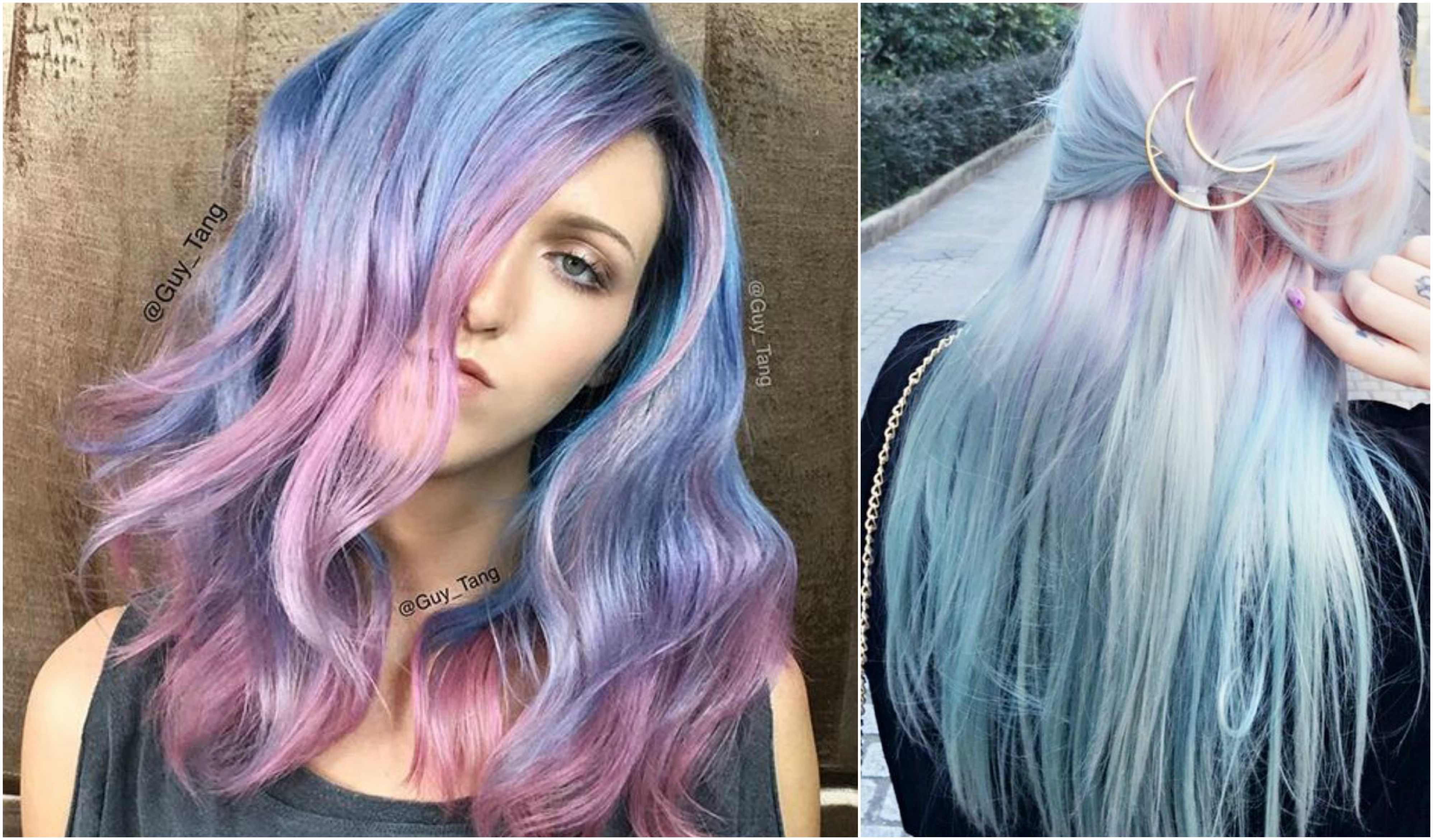 Check Out The Most Creative Hair Colour Trends Of The Year 2016