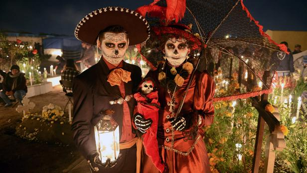 The Spookiest Halloween Celebrations & Traditions From Around the ...
