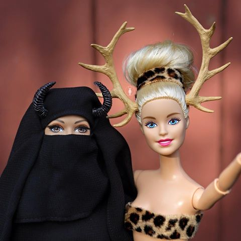 Meet Trophy Wife Barbie The Feminist Doll Shattering