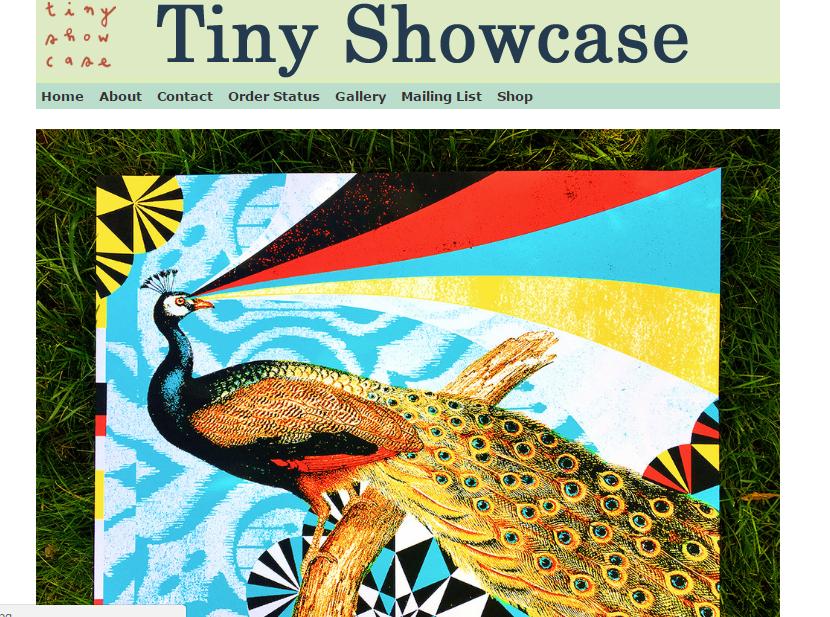 tiny-show-case