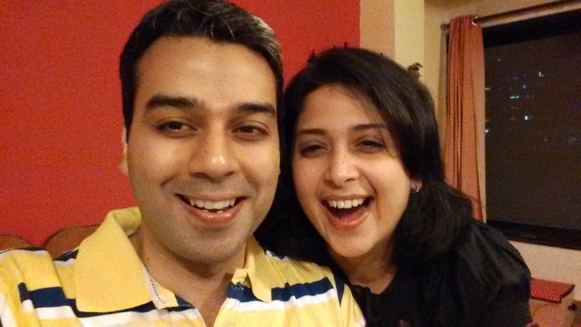 Mrigaen Kapadia Nupur Kapadia Mobifolio creative couple entrepreneurs